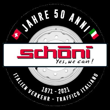 50 Jahre Schöni Italien