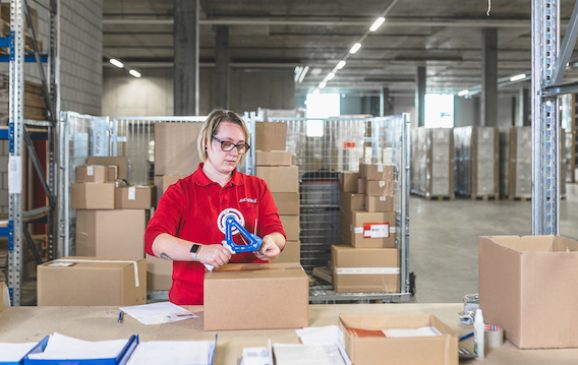 Co Packing Lager Logistik