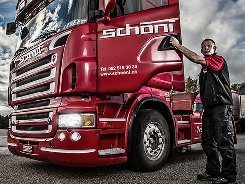 Schöni Transport AG Chaffeur