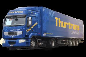 Thurtrans AG Satttelzugmaschine